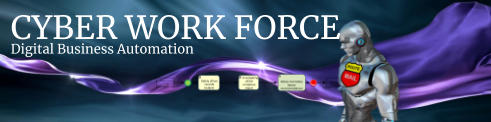 CYBER WORK FORCE Digital Business Automation